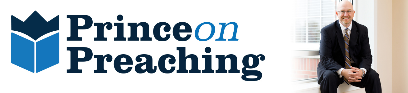 Prince on Preaching Logo